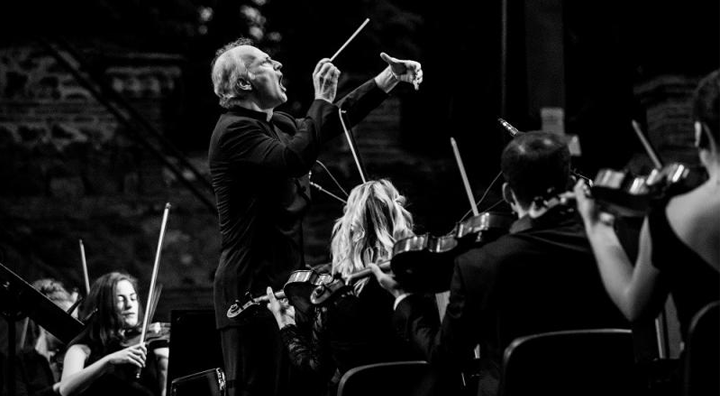 theartsdesk Q&A: Gianandrea Noseda on conducting Mahler and the Pan-Caucasian Youth Orchestra